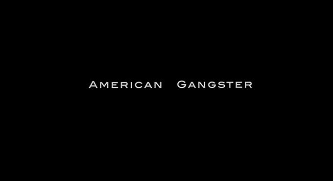 American Gangster Movie Smoke Database